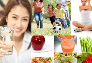Cara paling baik menjaga kesehatan