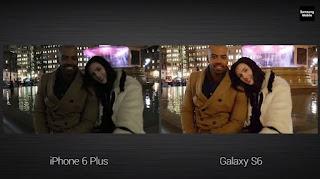 Hasil Kamera Samsung Galaxy S6 lebih bagus daripada Iphone 6 Plus (teknologi.metrotvnews.com)