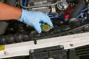 Tak hanya cukup dengan menganti oli mesin, gardan ataupun transmisi. Anda janganlah lupa pikirkan system pendingin mobil anda juga. Idealnya tiap-tiap 20 ribu km. air radiator harus dikuras. Hal semacam ini mempunyai tujuan melindungi mutu air radiator yang bekerja mendinginkan mesin jalan dengan normal.