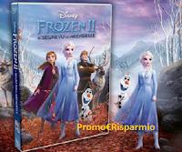 Logo Con Sorrisi vinci fantastici premi per vincere il segreto di Frozen II - Il segreto di Arendelle