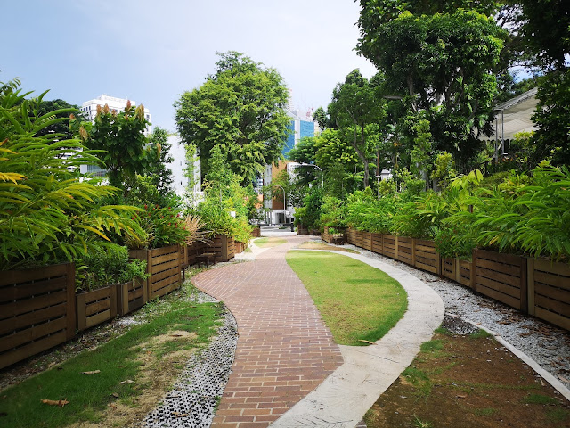 Canning Rise, Fort Canning Park
