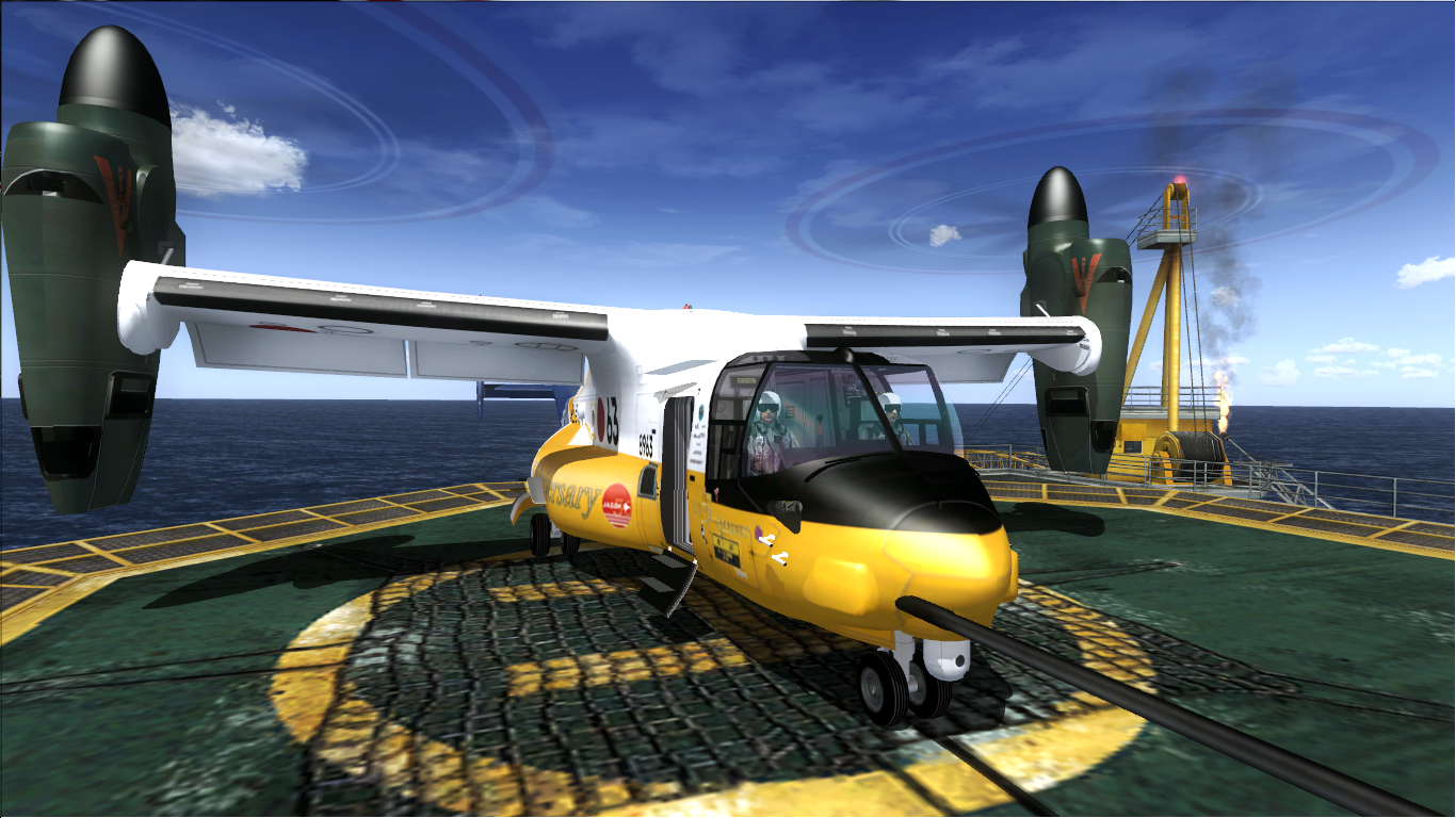 Sky Ai traffic for Fs2004