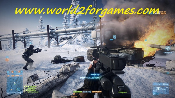 Free Download Battlefield 4