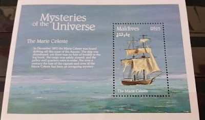 Maldive Islands Marie Celeste - Mysteries of the universe
