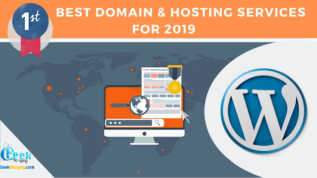 THE #1 Company of Web Hosting & Domain names for Wordpress [2019]