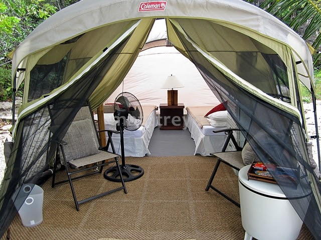 Beauty Stash Glamping At Sumilon Bluewater Getting Out