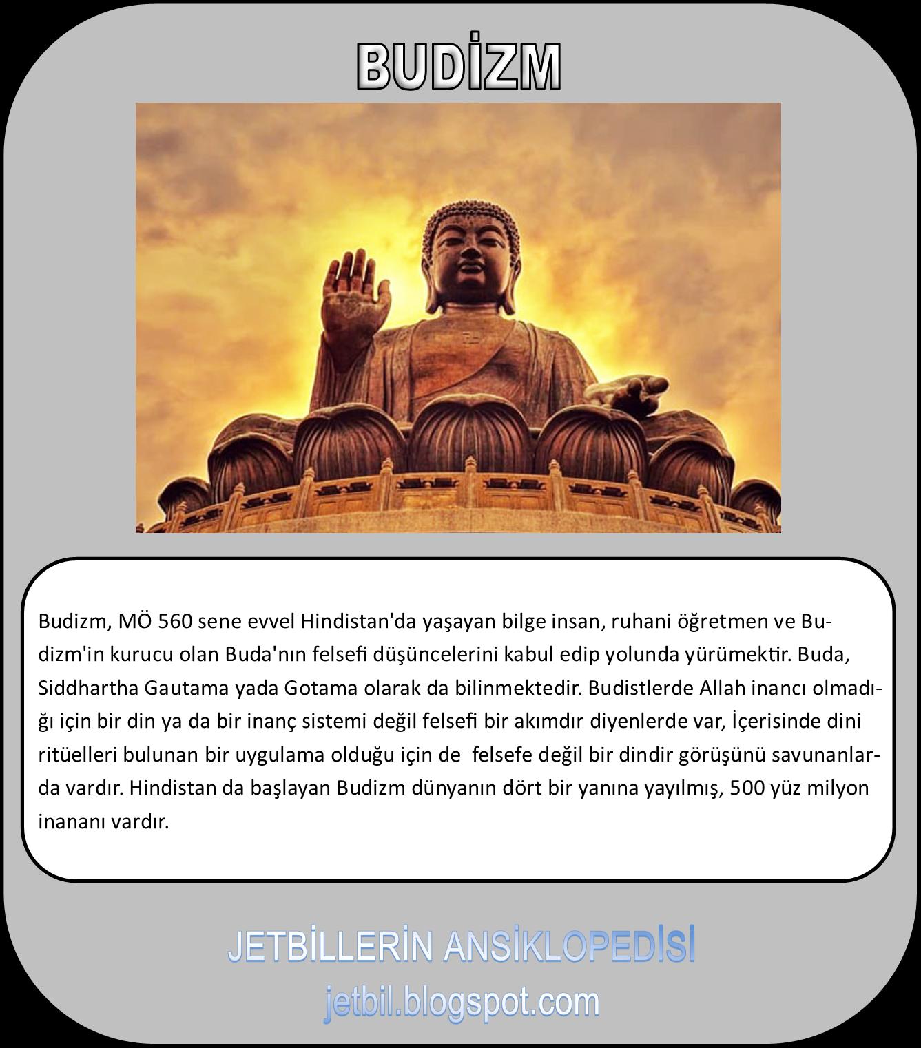 Budizm nedir