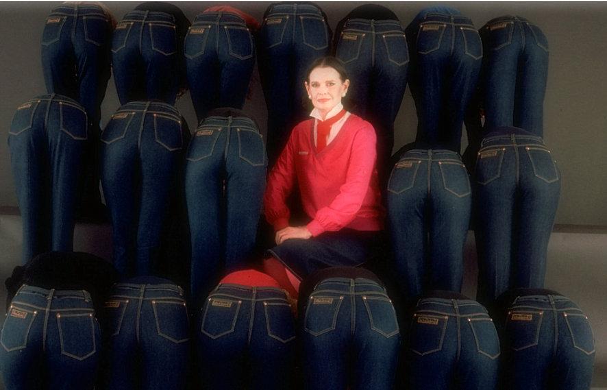 know about Gloria Vanderbilt jeans queen