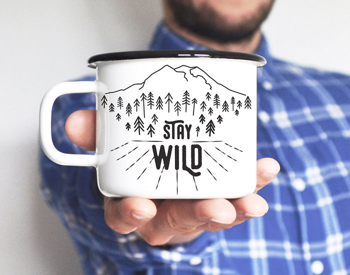 15+ Of The Best Traveler Gift Ideas Besides Actual Plane Tickets - Stay Wild Mug