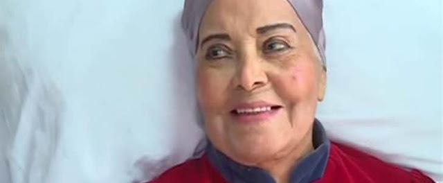 وفاة الفنانة مديحة يسري بعد صراع مع المرض عن عمر يناهز 97 عاما