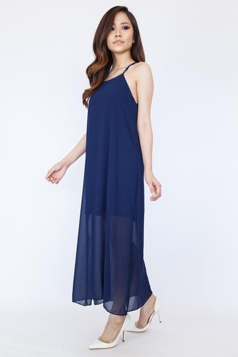 LD618 Navy Blue