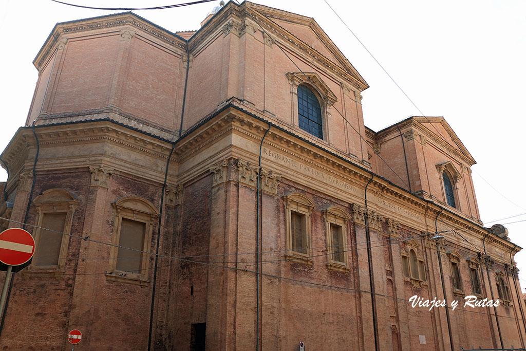 Chiesa de San Salvatore de Bolonia