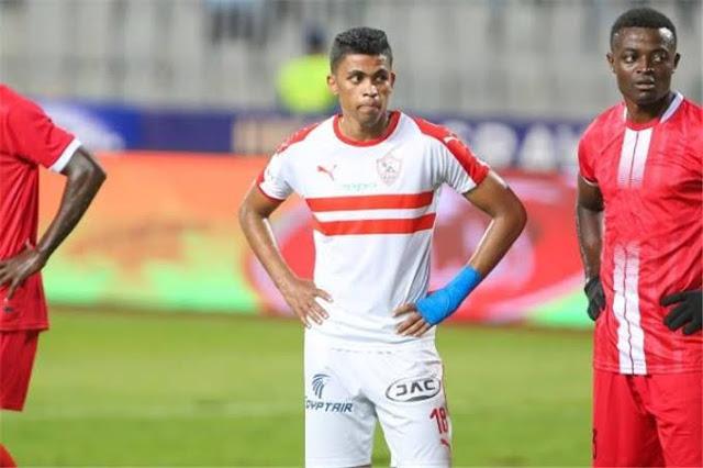 كريم بامبو : روح لاعبي الزمالك هذا الموسم غير ويسعون من اجل التتويج ببطولة الدوري