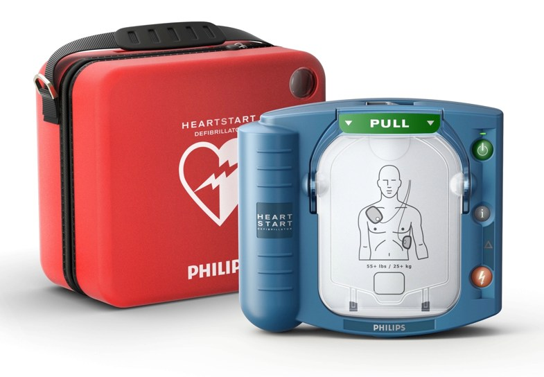 An AED is a wonderful device that will literally tell you every step you need to take to save a life.