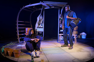 One Under @ The Arcola Theatre