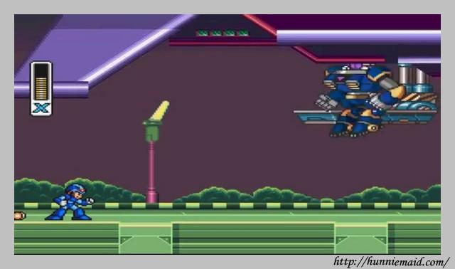 Mega Man X Rom Snes