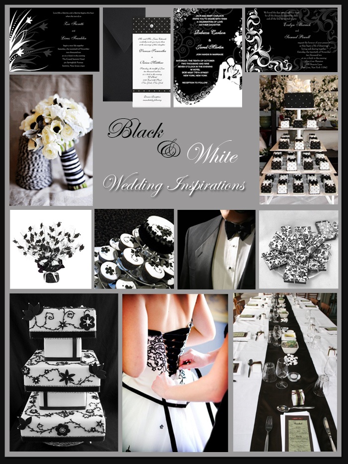 White Rose Weddings, Celebrations & Events: Black And
