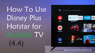 Hotstar For Android TV