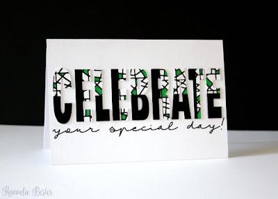 masculine celebration card