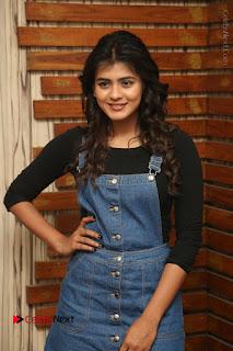 Actress Hebah Patel Stills at Nanna Nenu Naa Boyfriends Movie Interview  0015.JPG