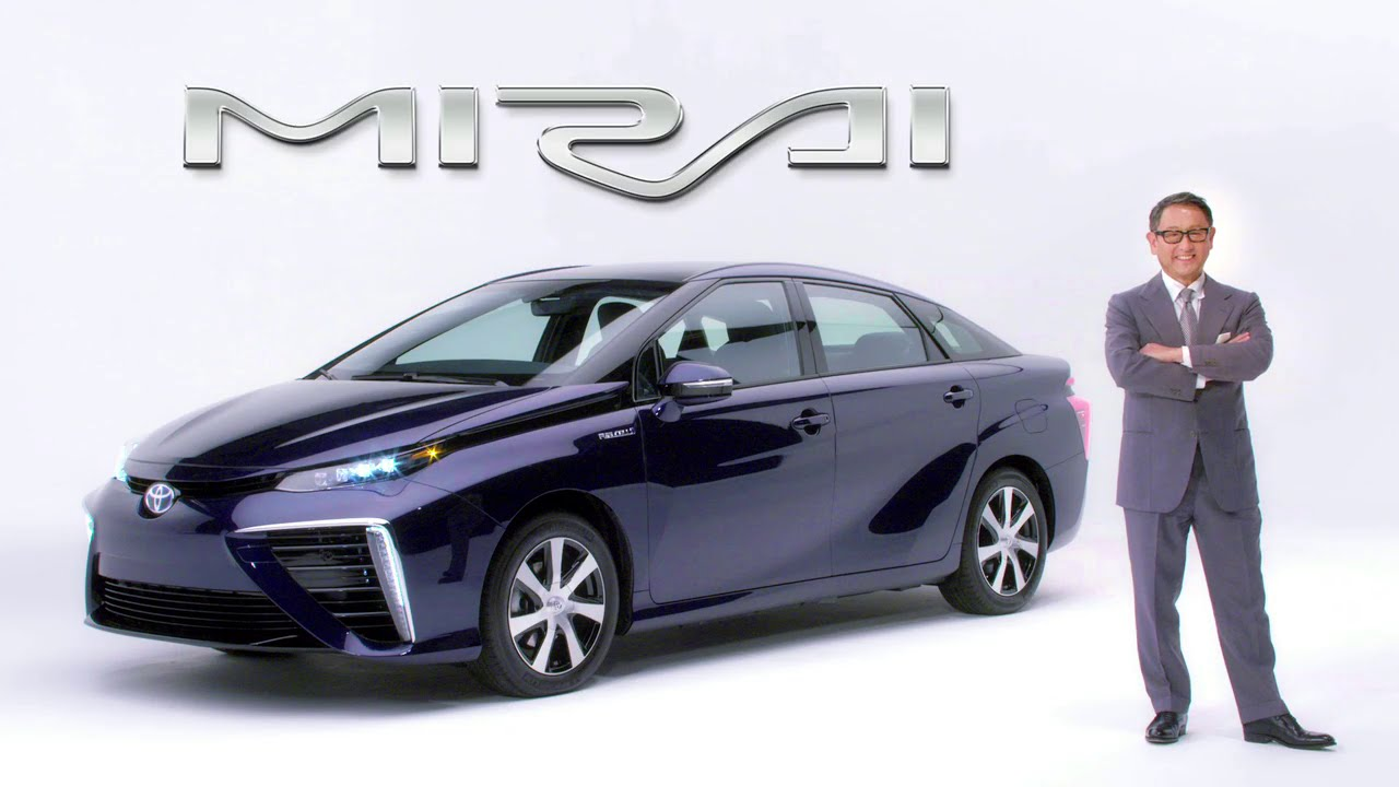 Cars With Cords: The Scope Of Toyota\'s About-Face On EVs Is A Big Deal