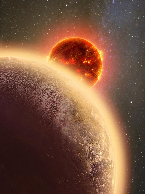 Venus-like exoplanet might have oxygen atmosphere, but not life