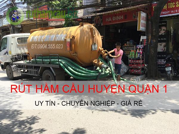 Dịch vụ rút hầm cầu tại huyện Củ Chi giá rẻ uy tín ĐT: 0904.555.023
