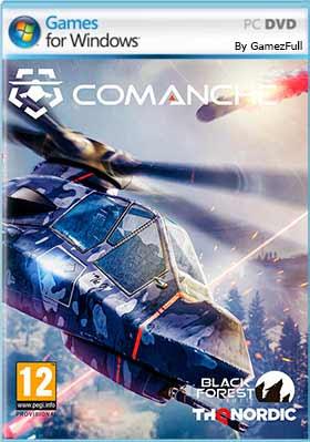 Comanche (2021) PC Full Español