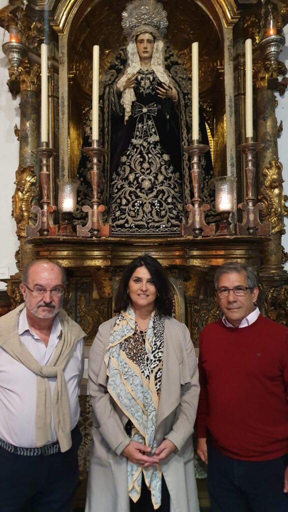 Nuria Barrera pintará el Cartel de los 75 Años de la Soledad de Cádiz