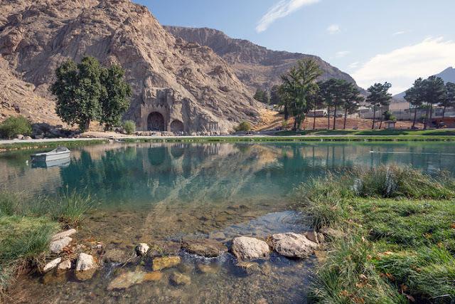 Ανακαλύφθηκε πρόσφατα η σκάλισμα στο δυτικό Ιράν μπορεί να έχει σχέση με τον Μιθραϊσμό