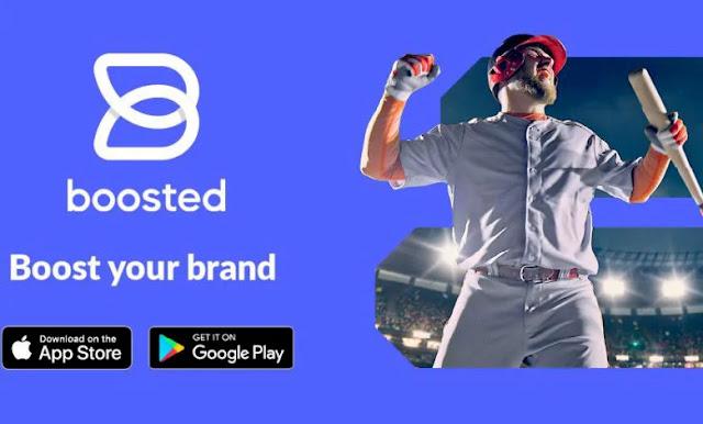 تنزيل تطبيق Boosted: Marketing Video Maker by Lightricks صانع فيديو تسويقي للاندرويد