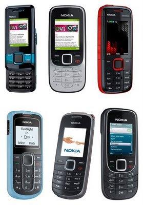 Nokia Secret Codes List