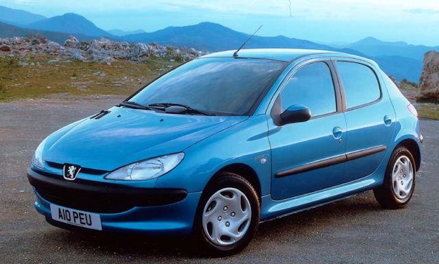 Peugeot 206 - The Best Affordable Cars
