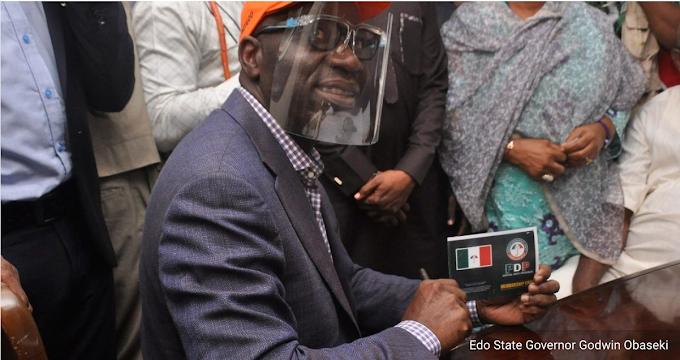 Obaseki Mocks APC, Pledged to be truthful in PDP   Lagbajablog