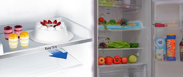 Tủ lạnh Samsung 255 lít RT25FARBDSA