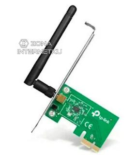 Perangkat Jaringan Wireless Card