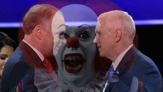 vp-debate-creepy-clowns