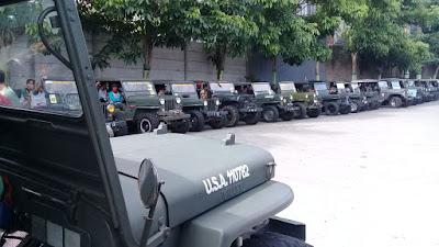 Menjajal Wahana Adventure Paket Wisata Jeep di Kota Batu