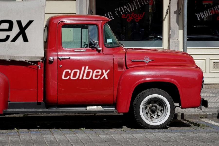 Colbex Mock Van