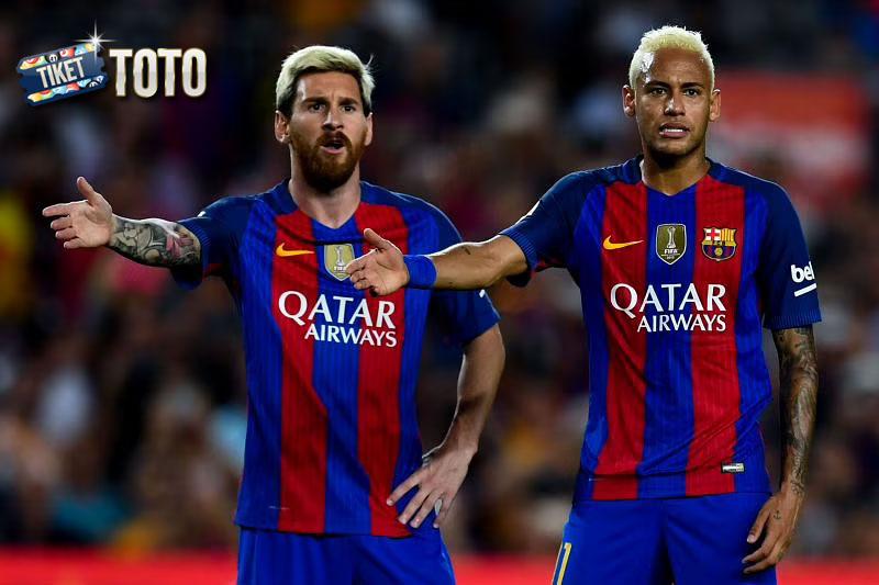 Messi Bilang Barca Lagi Bokek, Gimana Mau Pulangkan Neymar?