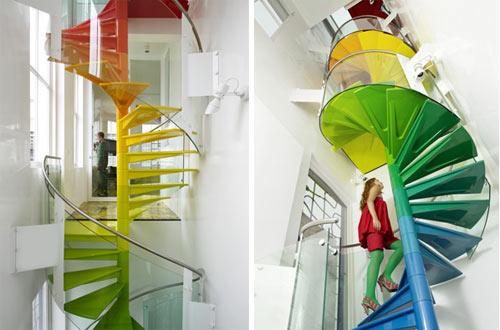 Modern Tasarıma Sahip En Güzel Merdivenler
