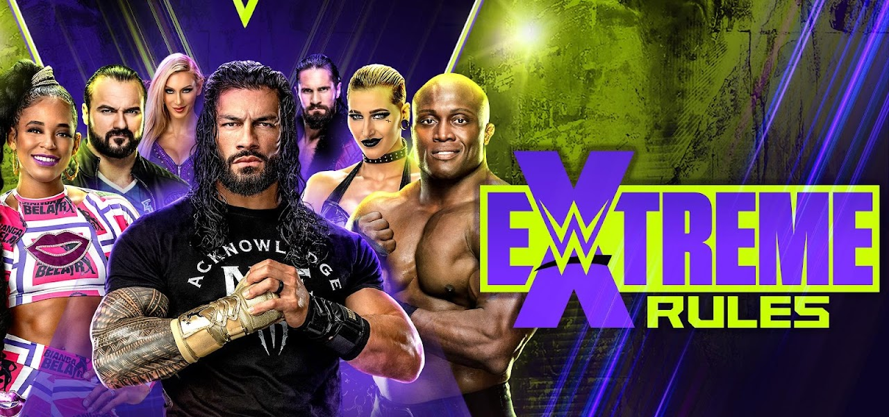 WWE Extreme Rules 2021 – Grandes combates anunciados!