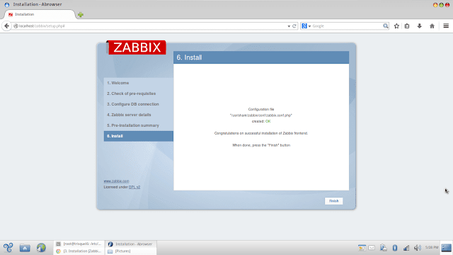Cara Install Zabbix 2.2 di Ubuntu 12.04