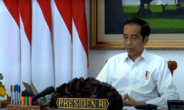 Keras! Jokowi Ditantang Debat Pasal UU Ciptaker, Buktikan Siapa yang Hoaks