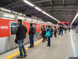 Trem para Guarulhos, SP: como funciona