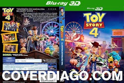 Toy story 4 - Bluray 3D