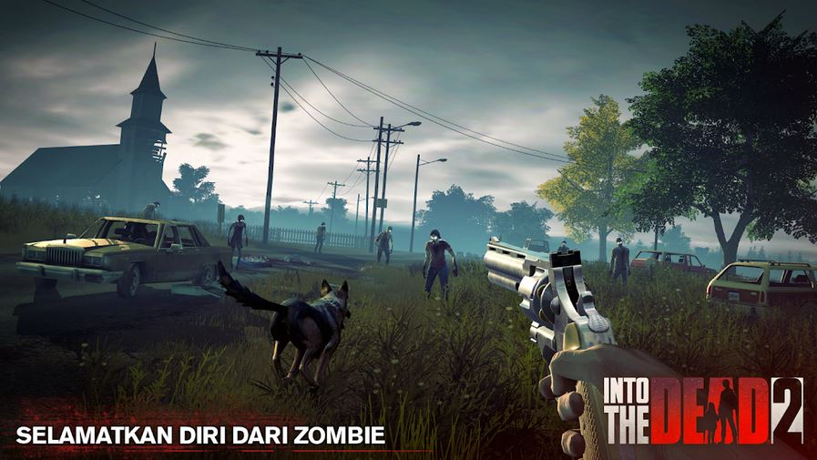 download Into The Dead 2 Mod Apk 1
