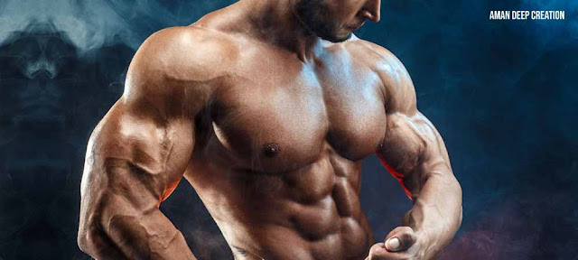 How to gain Weight and Muscles in Hindi