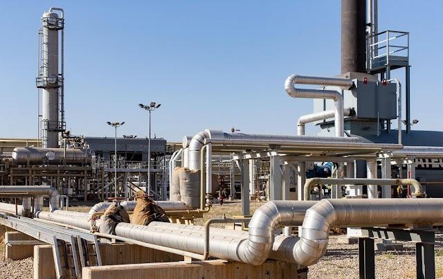 دانة غاز ونفط الهلال تستأنفان أعمال مشروع التوسعة في خور مور