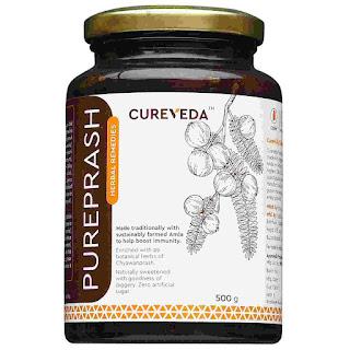 Cureveda Herbal Pureprash